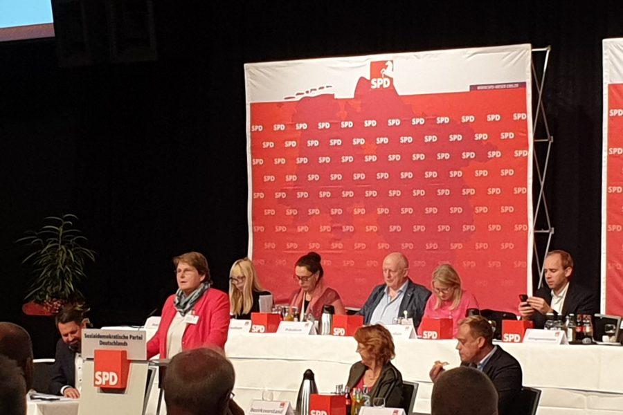 Bezirksparteitag in Nordhorn